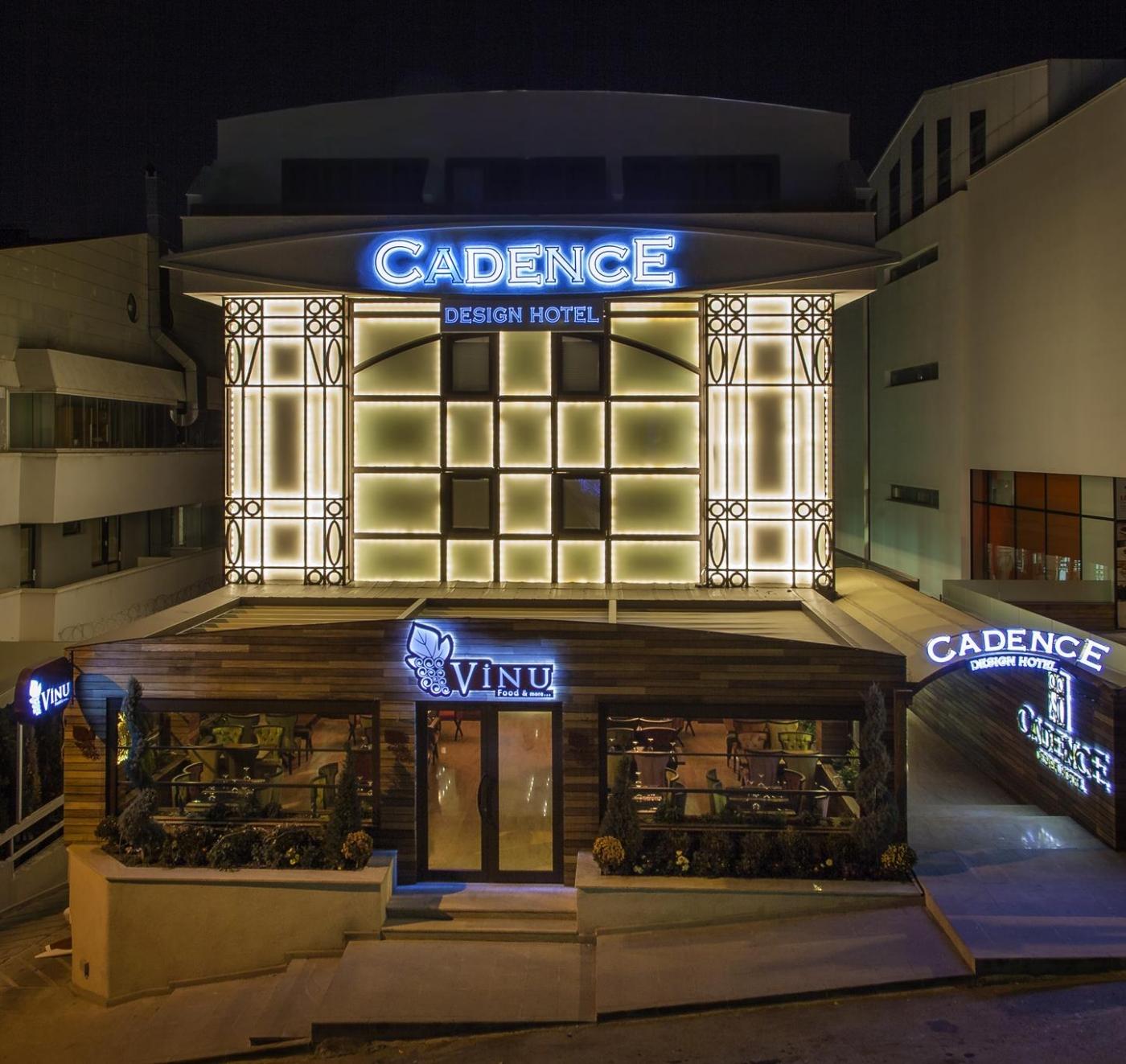 Cadence design hotel ankara 39 n n lk ve tek design oteli for Designhotel 21